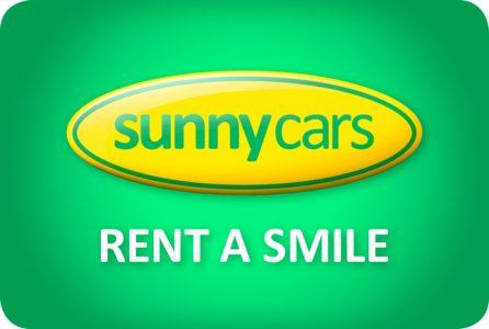 Sunny rental car